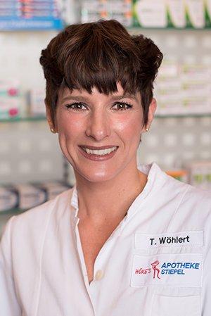 Porträtfoto von Frau Tanja Wöhlert