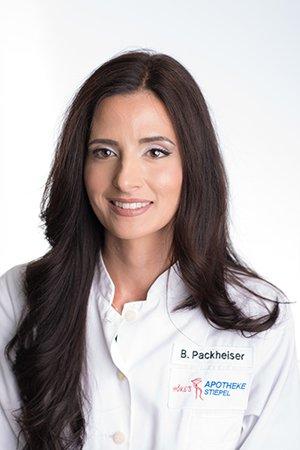 Porträtfoto von Frau Bianka Packheiser