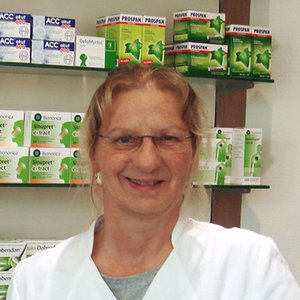 Porträtfoto von Frau Koch