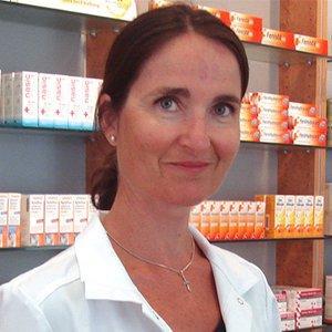 Porträtfoto von Frau Reinshagen
