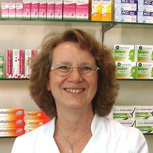 Porträtfoto von Frau Stumpp
