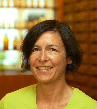 Porträtfoto von Barbara Freudigmann