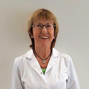 Porträtfoto von Frau Kruse