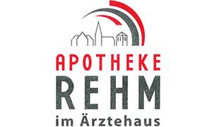 Logo der Apotheke REHM