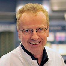 Porträtfoto von Burchard Zurfähr