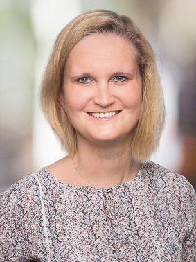 Porträtfoto von Friederike Braess