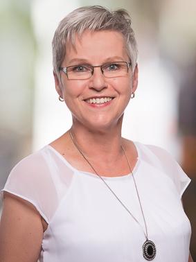 Porträtfoto von Jutta Neudeck