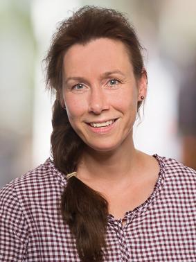 Porträtfoto von Tanja Zupp