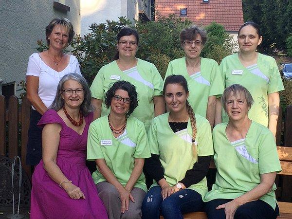 Team der Rodenstein Apotheke