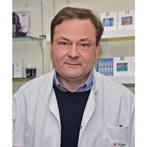 Porträtfoto von Drs. Roel Eikema