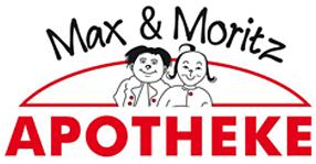 Logo der Max & Moritz-Apotheke