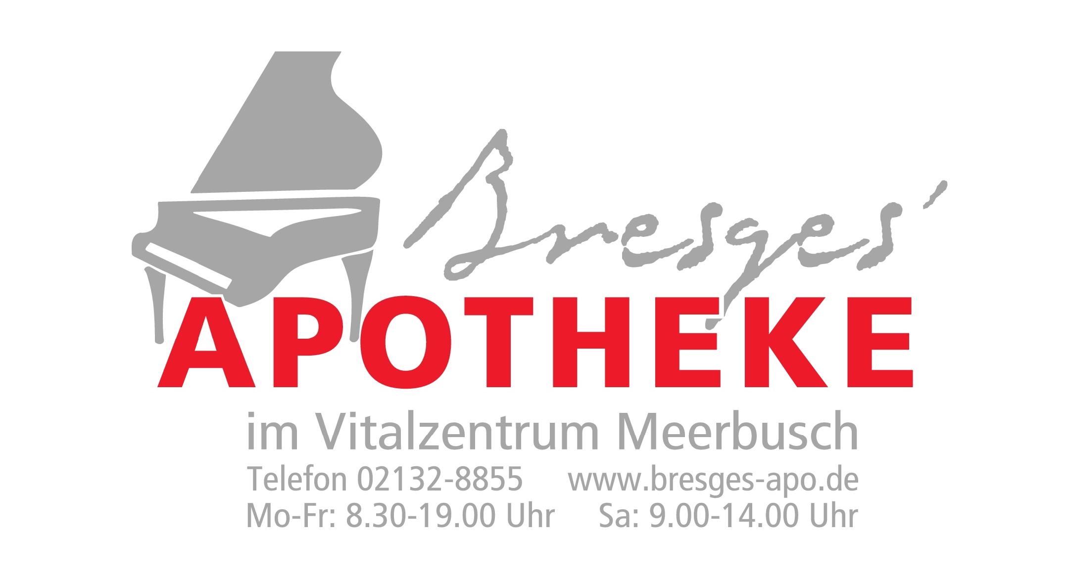 Logo Bresges' Apotheke