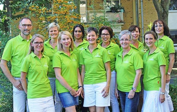Team der St. Cosmas Apotheke