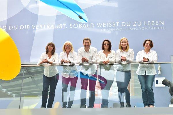 Team der Grossenritter-Apotheke
