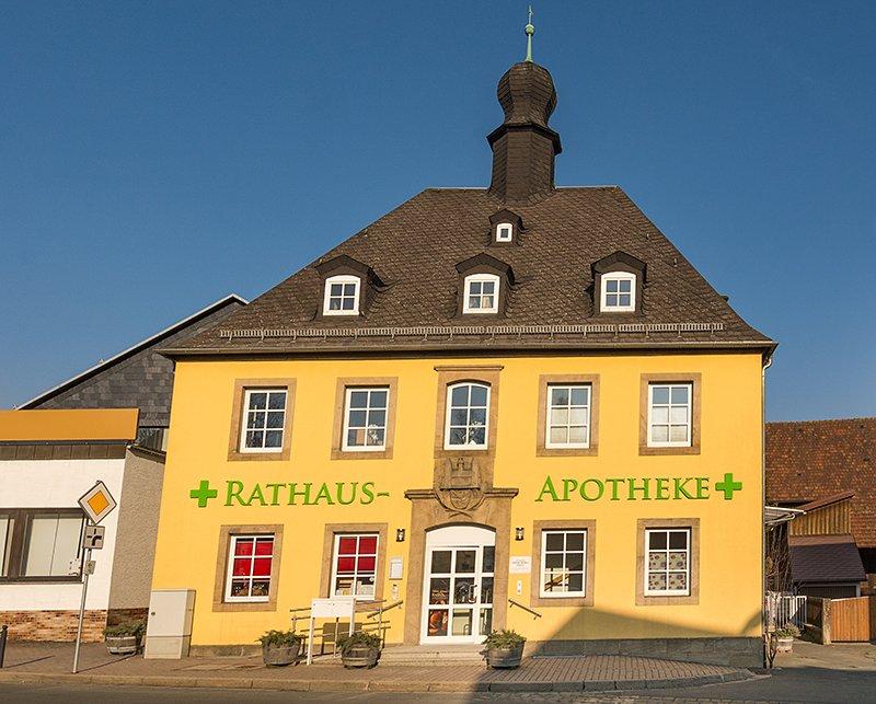Ihre Apotheke für Marktleugast, Stadtsteinach und Untersteinach!