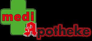 Logo der medi-Apotheke