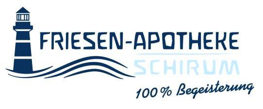 Logo der Friesen-Apotheke-Schirum