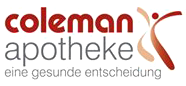 Logo der Coleman-Apotheke