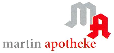 Logo der Martin Apotheke