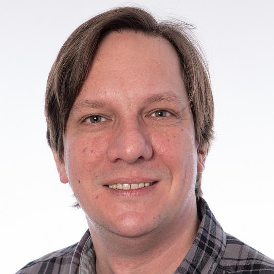 Porträtfoto von Stephan Schaffer