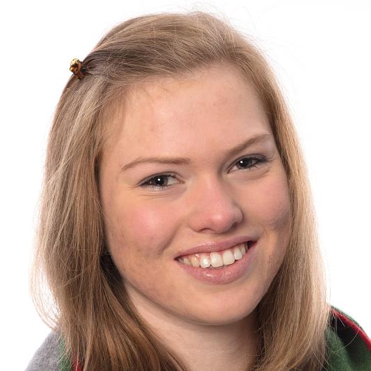 Porträtfoto von Karolina Sieß