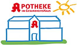 Logo der Apotheke im Gesundheitshaus