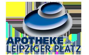 Logo der Apotheke am Leipziger Platz
