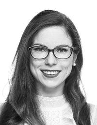 Porträtfoto von Emilia Kurpiela