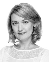 Porträtfoto von Olga Baryssava