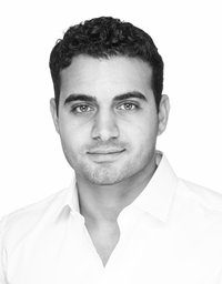 Porträtfoto von Peyman Kermani