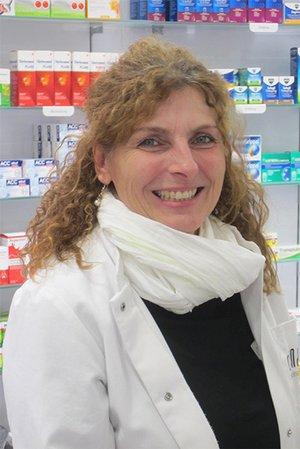 Porträtfoto von Frau Susanne Popp