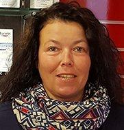 Porträtfoto von Janine Kluck