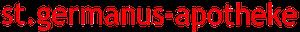 Logo der st. germanus-apotheke