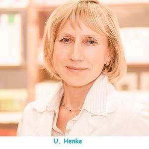 Porträtfoto von Apothekerin