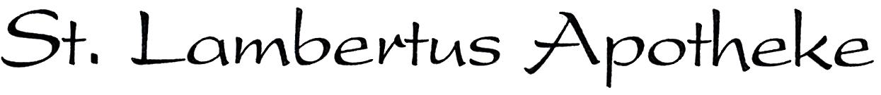 Logo der St. Lambertus-Apotheke