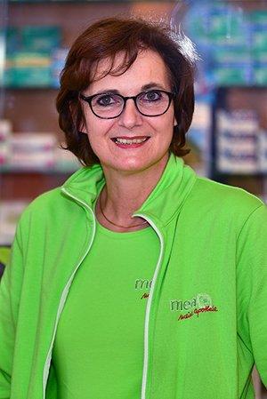 Porträtfoto von Betti Coenen