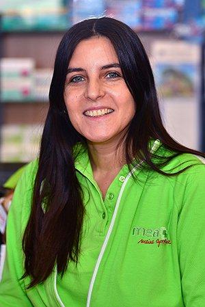Porträtfoto von Carmen Kutscher