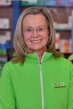 Porträtfoto von Elke Weisgerber