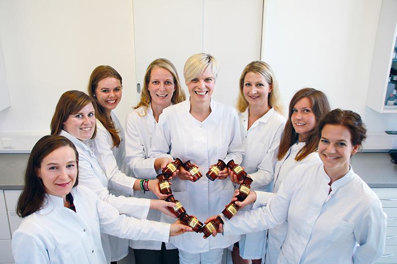 Team der Margareten-Apotheke