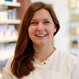 Porträtfoto von Nadine Telgenbüscher