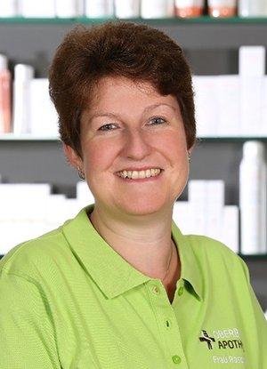 Porträtfoto von Astrid Raschke