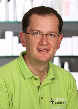 Porträtfoto von André Schmittner