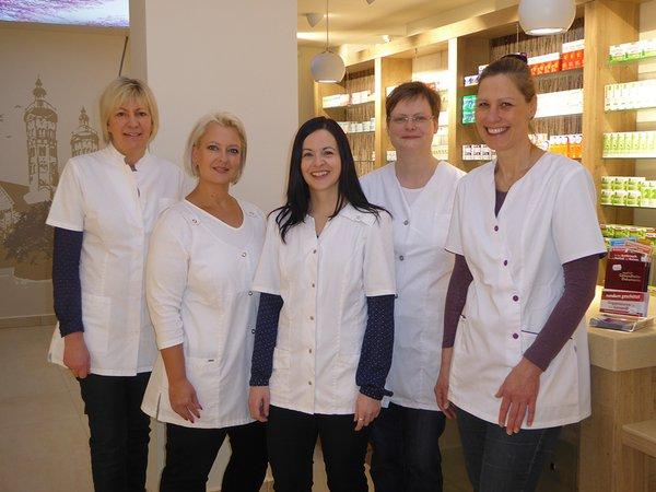 Team der Uta-Apotheke