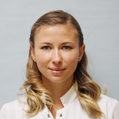 Porträtfoto von Frau Teresenko