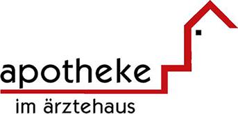 Logo der Apotheke im Ärztehaus