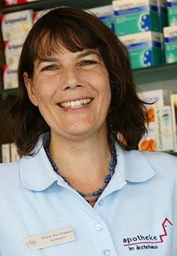 Porträtfoto von Frau Noe-Schwenn