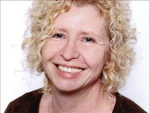 Porträtfoto von Frau Steinkrüger