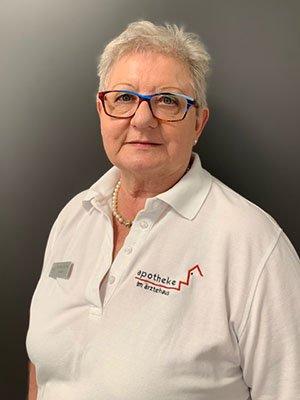 Porträtfoto von Frau Dr. Schäfer