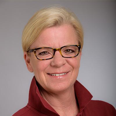 Porträtfoto von Frau Isabell Wüller