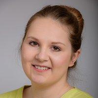 Porträtfoto von Frau Katharina Schwake